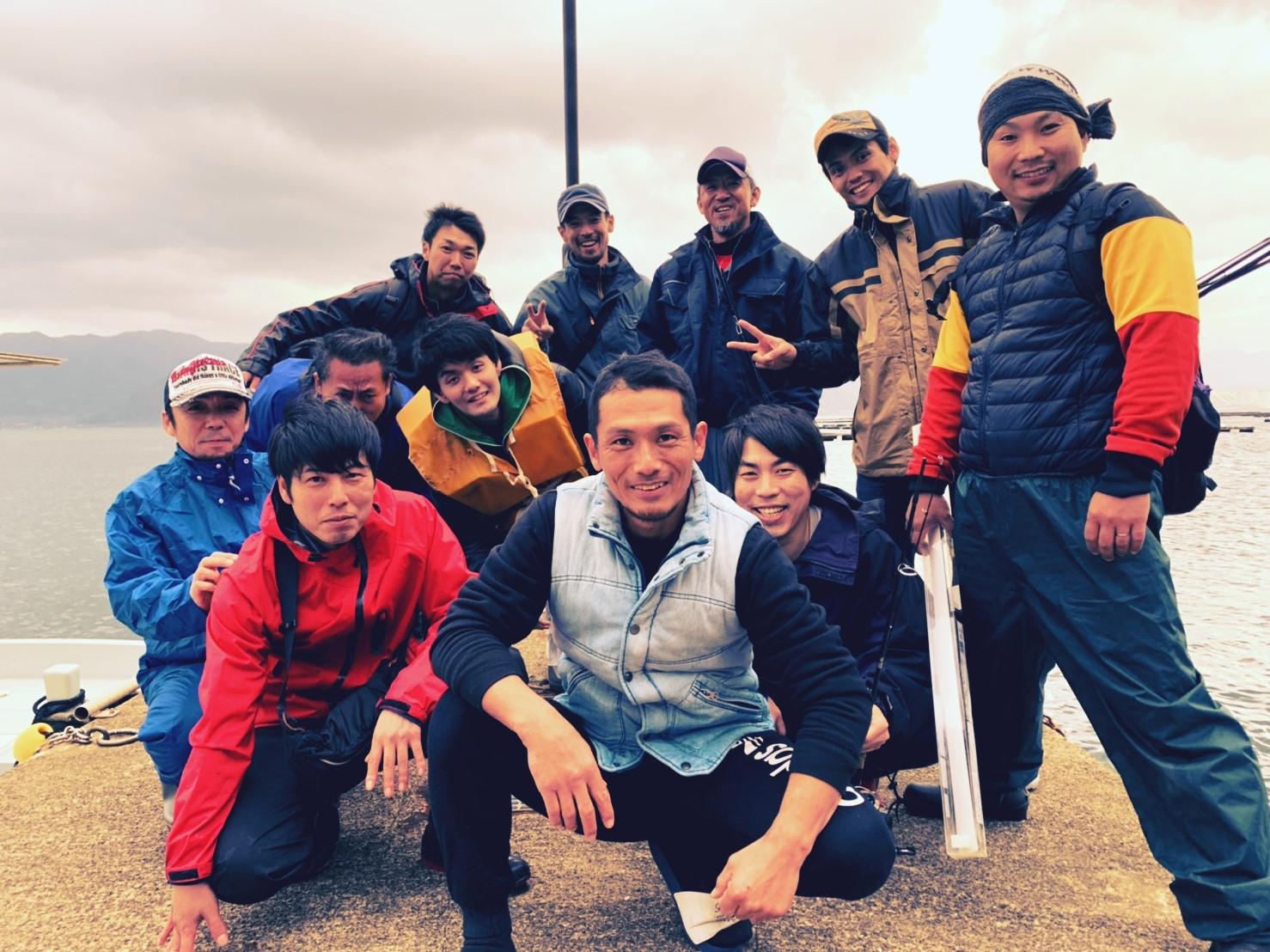 スマイル発信課 ~10月 フィッシングin敦賀~